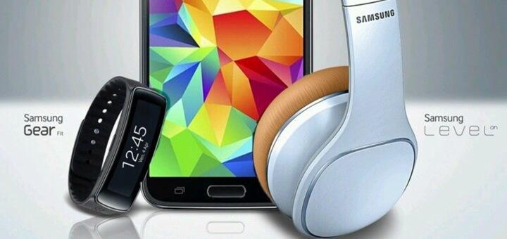 Samsung Galaxy S5 + Cuffie Bluetooth o Gearfit a 499 Euro