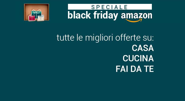 Black Friday Amazon Speciale Casa E Cucina Finish Tabs 110pz 11