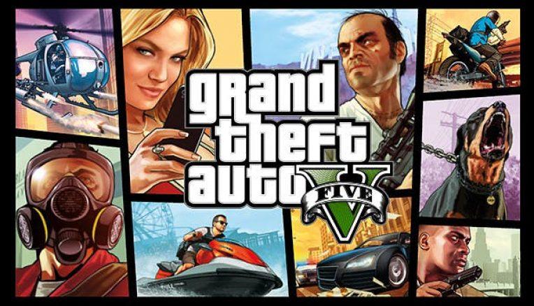 GTA V Online PlayStation 5