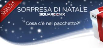Sorpresa di Natale Square Enix a 6,49 Euro