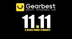 11.11 Gearbest: tutte le migliori offerte in attesa del Black Friday d'oriente – Liveblog Concluso
