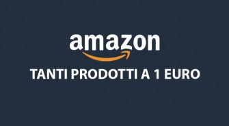 Amazon SUPER SCONTI: 30 prodotti alimentari, per la cura della persona e per animali domestici a solo 1€