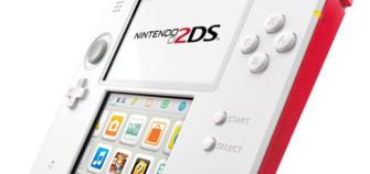 Nintendo 2DS + Screen Protector a 79,98 Euro