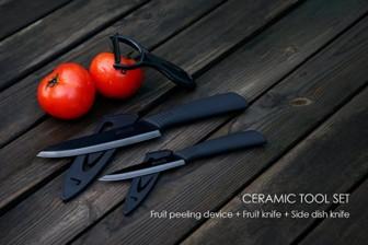 Aicok: Set coltelli in ceramica 8,44€ – Fornello per Uova 11,98€ – Scaduto