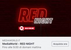 Media World Red Night: Giochi PS4/Xbox One da 9,99€ – Notebook HP i5 399€ – P10 199€ – LG Q6 159€ – TV 49″ 399€ (agg. x3)
