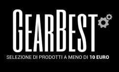 Speciale Gearbest con oltre 40 articoli a meno di 10€: Auricolari BT 2.5€ + Cam 1080P 8€ + Zaino Xiaomi 7€ e tanto altro (Agg. 17/09/2018)