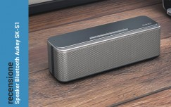 Recensione Speaker Bluetooth Aukey SK-S1