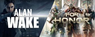 2 giochi gratis su Epic Games Store: Alan Wake e For Honor