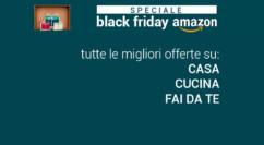 """Black Friday Amazon Speciale """"Casa e Cucina"""": Finish Tabs 110pz 11€ – Dyson V8 349€ – Roomba 671 259€ – Estrattore Succo Aicok 29€ (agg. ore 18.00)"""