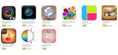 Amazon regala 9 app fotografiche
