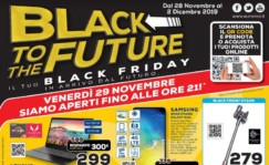 💰 Black Friday Euronics: Black To The Future – Volantini del Black Friday in anteprima!