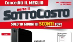 Volantino Sottocosto Comet: iPhone 7 549€ – PS4 1tb +Fifa 18 + Uncharted 4 + Plus 90gg 299€