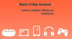 ◼️ Black Friday Amazon   Tutte le migliori offerte sulle console: PS4 da 219€ – Xbox One da 128€ – PSPlus 12 mesi 44€ – XB Ultimate 3 mesi 19€ – Switch Lite 189€ (agg. 13.55)