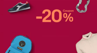 eBay: 20% di sconto su tantissimi articoli moda