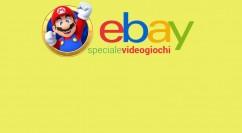 eBay Speciale Videogiochi: Xbox One X 399€ – Bundle Xbox One 1tb 199€ – Switch 269€- PS4 Pro 369€ – PS4 239€ – Dualshock 4 39€ – Detroit B.U. / GOW 49€ – Xbox Live 41€ – PS Plus 45€