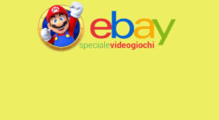 eBay Speciale Videogiochi: Nintendo Switch 259€ – Spiderman 49€ – COD Black Ops 4 49€ – Assassin's Creed Odissey 49€ – NBA 2k19 e tanto altro… (agg. x1 16/10)