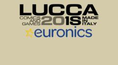Tutte le offerte Euronics a Lucca Comics & Games 2018