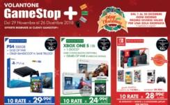 Nuovo volantone Gamestop+ di Dicembre