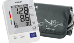 Misuratore di pressione da braccio Hilogy a solo 12,99€ con codice sconto – Scaduto