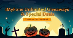 iMyFone iPhone WhatsApp Recovery e iMyFone D-Port Giveaway gratis fino all'8 novembre