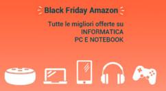 ◼️ Black Friday Amazon   Informatica, PC e Notebook: Monitor 27″ da 119€ – Notebook da 199€ – MicroSD 128€ 19€ (agg 14.15)