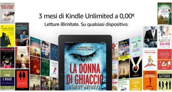 #Primeday – 3 mesi di Kindle Unlimited a 0€