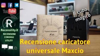 Recensility: Il cubo magico, recensione caricatore universale Maxcio
