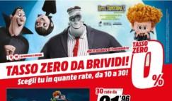 "Nuovo volantino MediaWorld ""Tasso Zero Da Brividi"""