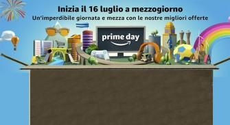 #Primeday – Il comunicato ufficiale di Amazon Italia