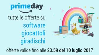 #Primeday – Tutte le offerte su software, giocattoli e giradischi  del 10 luglio| Norton 2017 10 dispositivi 32€ – Nerf da 8,99€ – iON da 49€