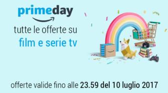 #Primeday – Tutte le offerte su film e serie tv del 10 luglio | Cofanetto Tim Burton 34€ – Bluray da 6.99€