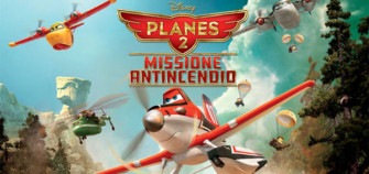 Biglietto cinema gratis per Planes 2 Missione Antincendio