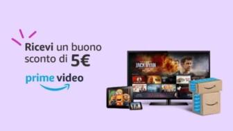 Amazon Prime Video: ottieni un buono da 5€ se non hai mai visto un film o una serie TV – Scade il 30 giugno 2019