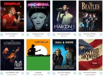 Su Qello 28 concerti gratis di grandi artisti da godersi direttamente dal pra… ehm dal divano