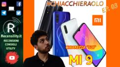 Su Recensility si parla dei numerosi Xiaomi Mi9