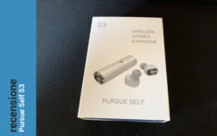 Recensione Mini Auricolari Bluetooth Senza Fili Pursue Self S3