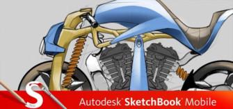 Autodesk SketchBook Mobile gratis per Android