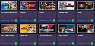 Twitch Prime: 14 giochi SNK gratis da aggiungere prima di subito alla vostra libreria!
