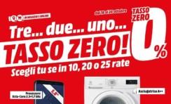 """Nuovo volantino MediaWorld """"Tre… Due.. Uno… Tasso Zero"""" – Spiderman+AC Odissey a 89.00€"""