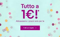 eBay: tantissimi articoli a solo 1 euro spedizione compresa