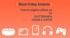◼️ Black Friday Amazon   TV, Elettronica, Casse e Cuffie: Arlo Pro 199€ – Bose Solo 5 149€ – OLED 65″ Philips 1499€ – OLED 55″/65″ + Soundbar a 1299€/1899€ (agg. 13.50)