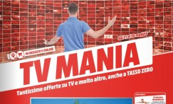 "Nuovo Volantino Media World ""TV Mania"""