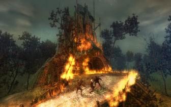Videogiochi gratis: The Witcher: Enhanced Edition, Naval Warfare e Chex Quest HD