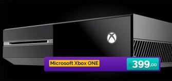 Xbox One a 399 Euro spedita