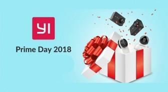 #Primeday – Yi/Xiaomi: Yi Lite 4K 59€ + Dashcam 29€ + IP Cam da 19€