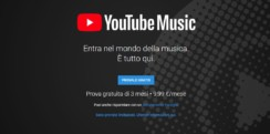 Youtube Music Premium gratis per 3 mesi